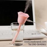 USB Tulip  Ultrasonic Humidifier Desktop flower stalk designer moisture device